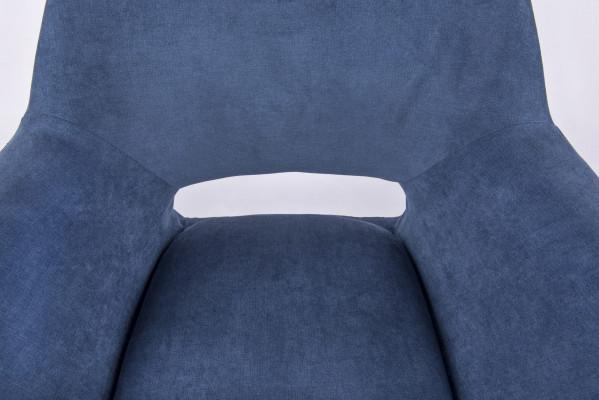 Pair of mid-century design swivel chairs