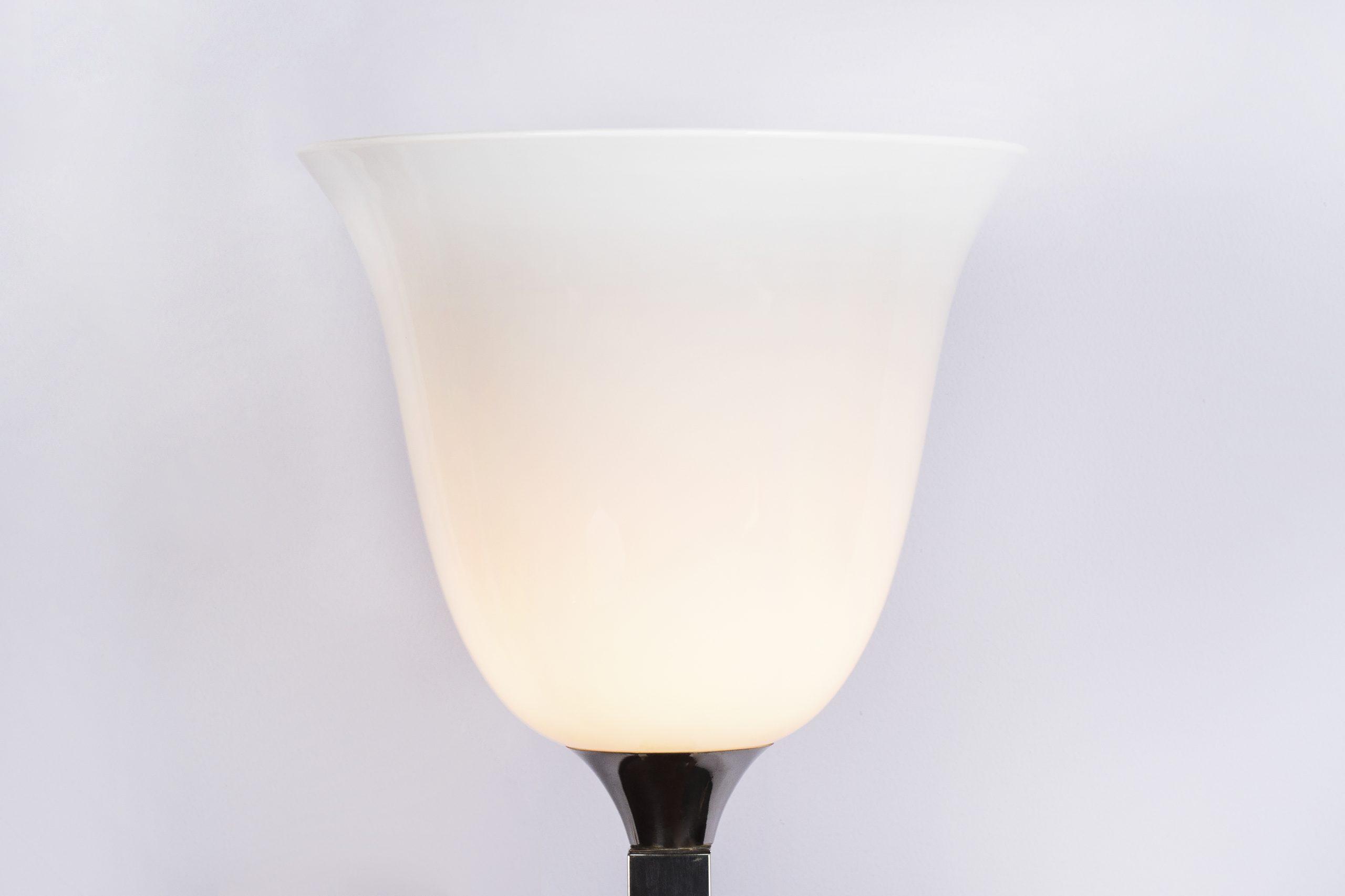 Paire de lampes de table art-déco