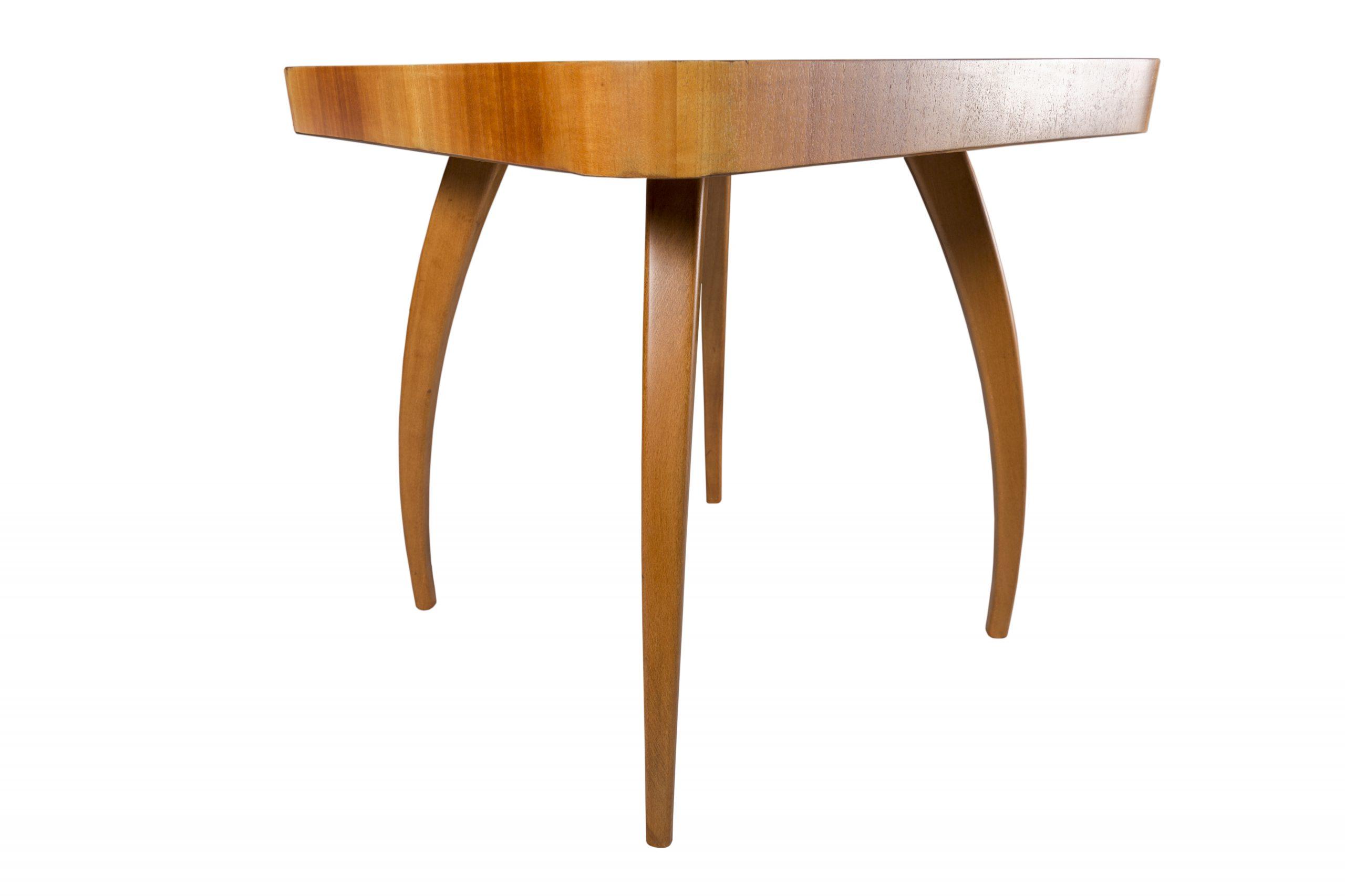 Spider Coffee Table by J.Halabala H259