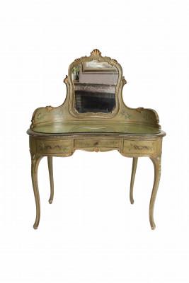 Coiffeuse italienne de style baroque