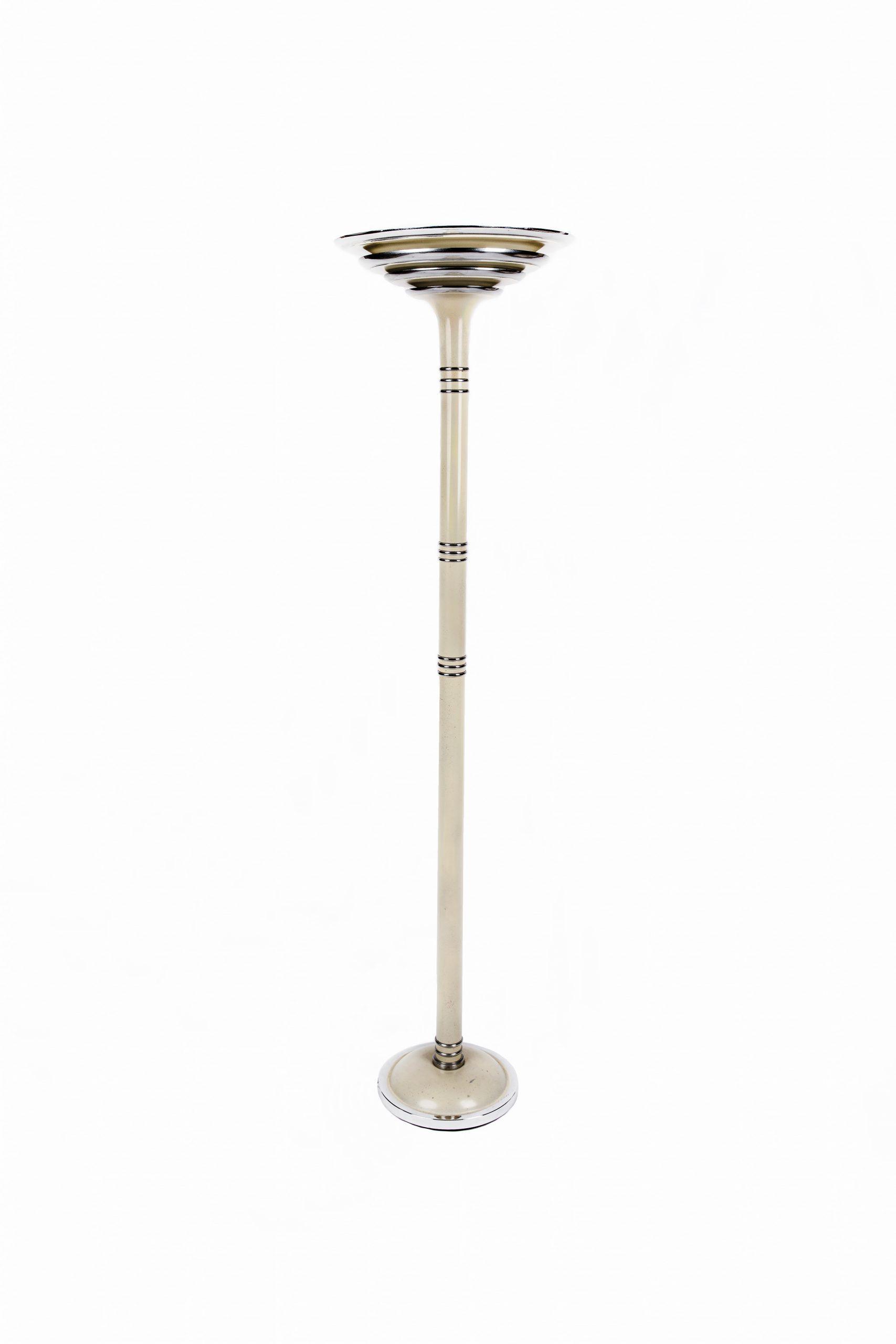 Art-deco floorlamp