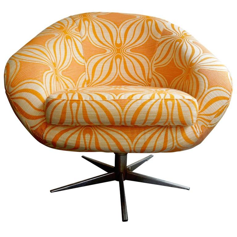 Italian origin swivel chair