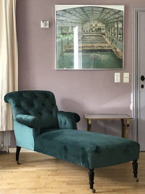 Art-deco daybed - 206