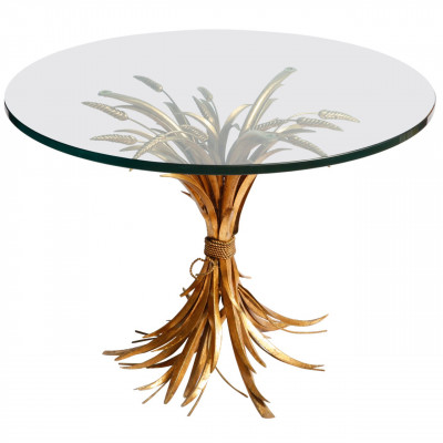 Wheat table by Coco Chanel