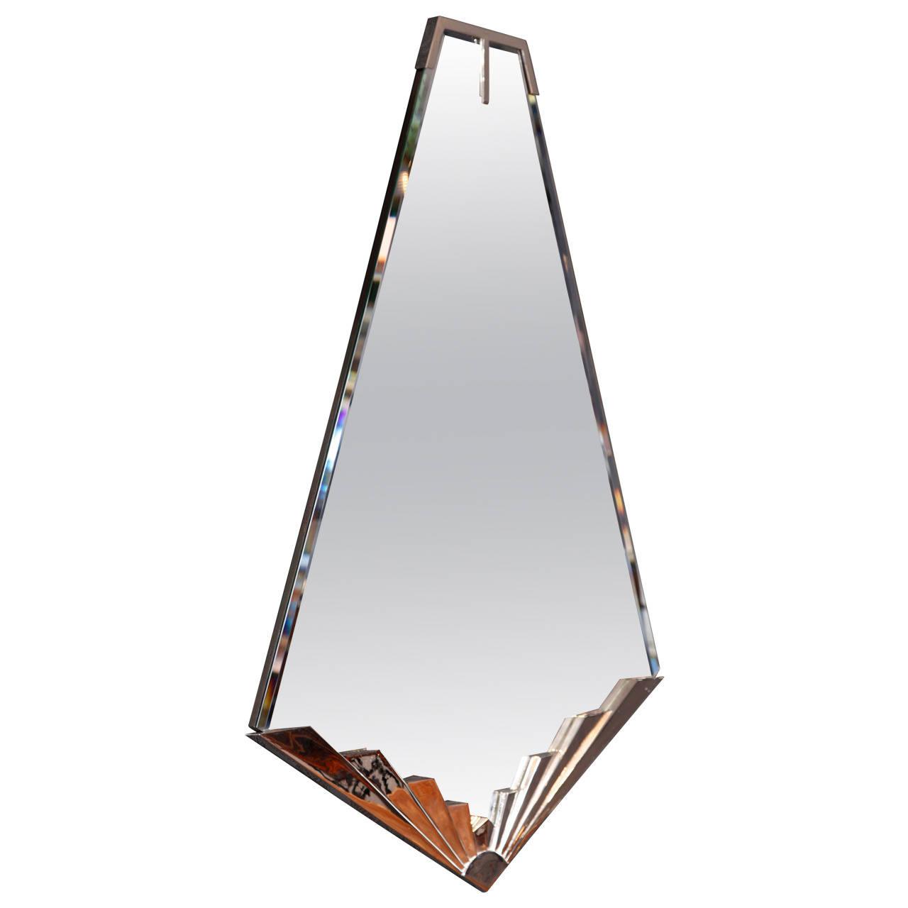 Art-Deco mirror