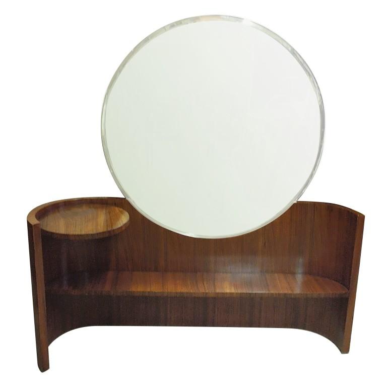 Art-deco vanity from Joseph De Coene