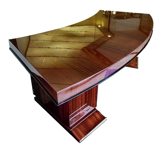 Art-deco desk