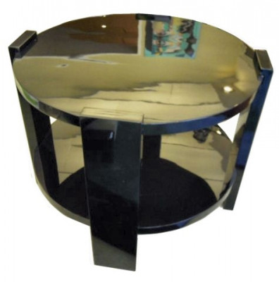 Art-deco coffee table