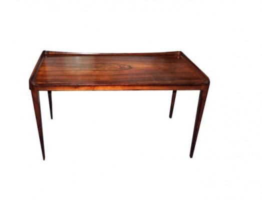 Scandinavian side table from Kurt Ostervic