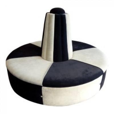 Art-deco sofa