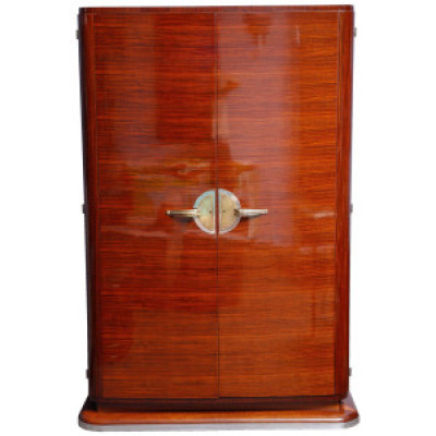 Art-Deco wardrobe
