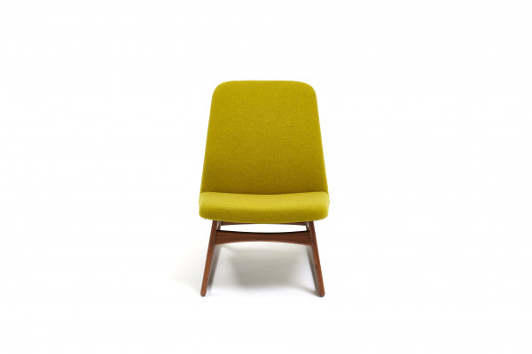 Easy chair by Kurt Ostervic