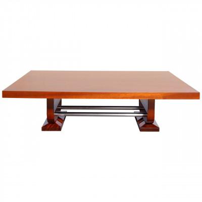 Art-Deco low table