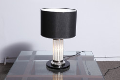 Pair of modernist Art-Deco lamps