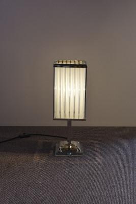 Paire de lampes de tables art-déco