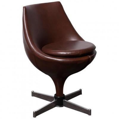 Swivel Chair by Pierre Guariche for Meurop