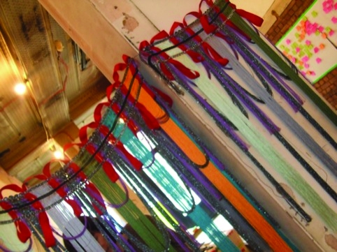 Jessica Light, Textiles