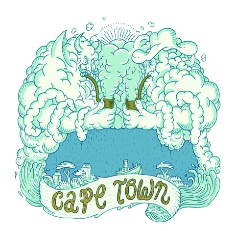 An identity for Cape Town by I Am Collective