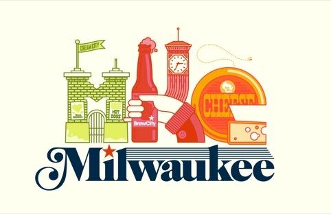 Jeremt Pettis' Milwaukee logo