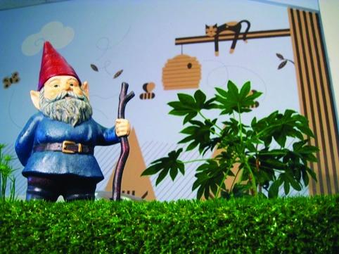 Dave the gnome