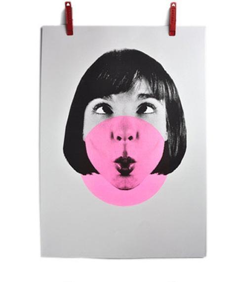 Print SmithsBubble