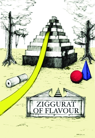 Ziggurat of Flavour