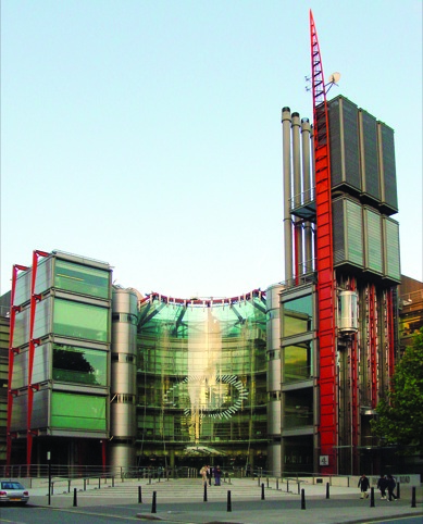 Channel Four Television Centre