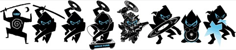 Evolution of the Ninja