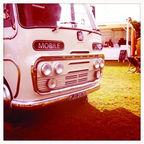 The Vintage Mobile Cinema