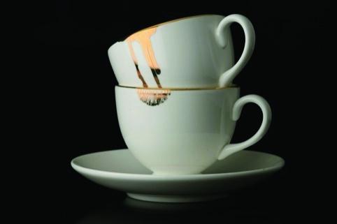 Reiko Kaneko's Drip Teas and Lip Tease