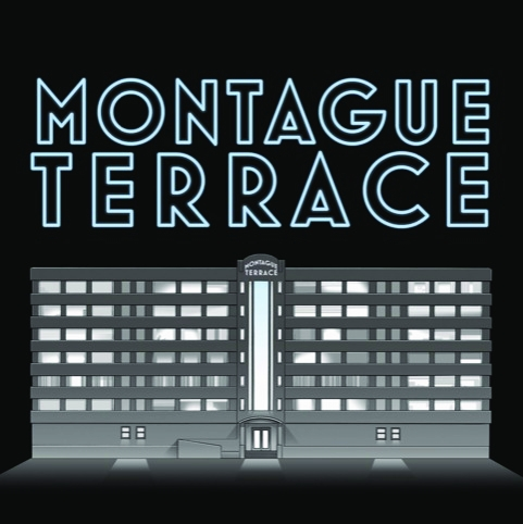 Warren Pleece  detail from Montague Terrace  an interactive animated installation  2010