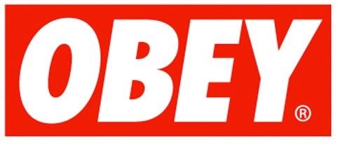 Shephard Fairey's clothing brand Obey