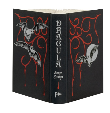 Dracula by Bram Stoker, published by The Folio Society