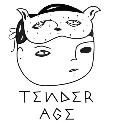 Tender Age logo by Manda Wilks