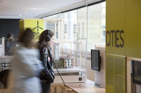Design Museum'd Sustainable Futures exhibition