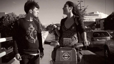 Simon and Simone find love via the Barclay's Cycle Hire scheme
