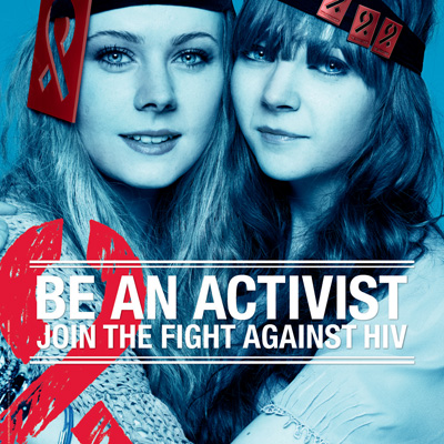 be an activist