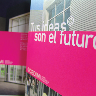 Branding for Mexican design school Centro de Estudios Superiores de Diseño de Monterrey, by Form