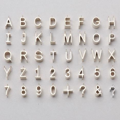 Jacqueline Rabun's alphabet