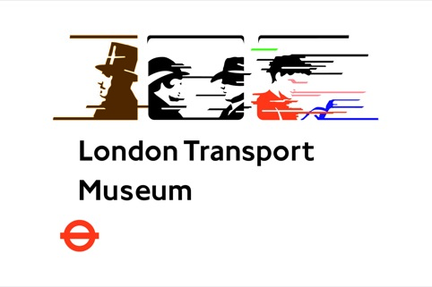 London Transport Museum identity by Minale Tattersfield