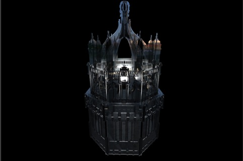 VA's Crown Cupola