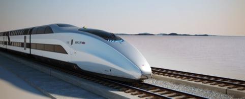 New mercury train