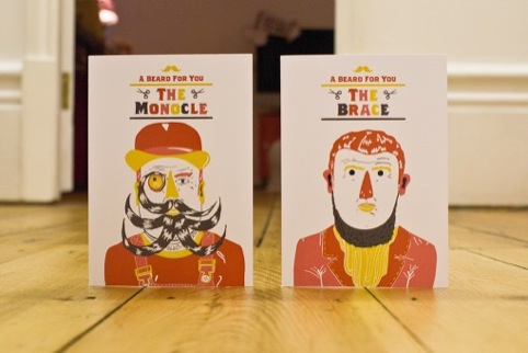 The monocle and the brace