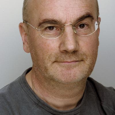Adrian Shaughnessy