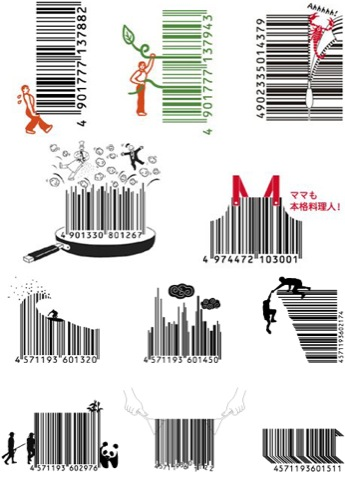 Barcodes by D-barcode