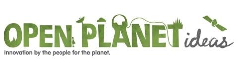 Open Planet Logo