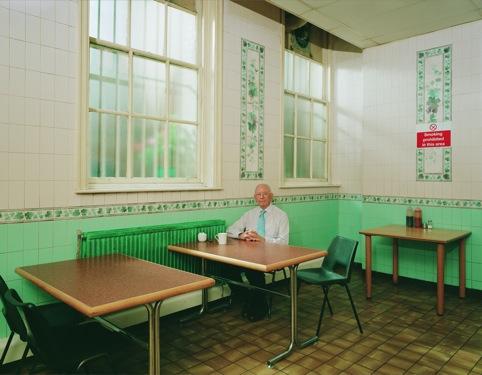 Les Truman by Joel Redman