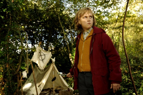 A still from The Boy in the Oak