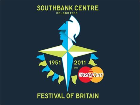 The Festival Of Britain 2011 logo