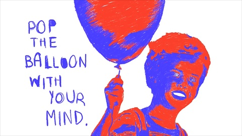 Balloon by Liam Brazier, Top 50 Submission